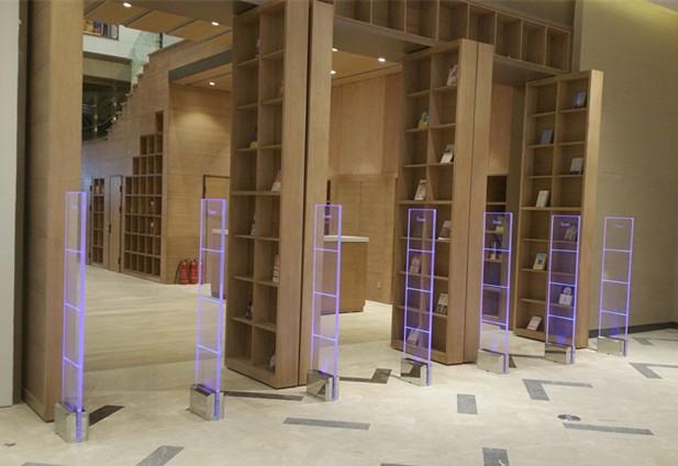 沈阳新华购书中心安装普诺玛EAS系统
